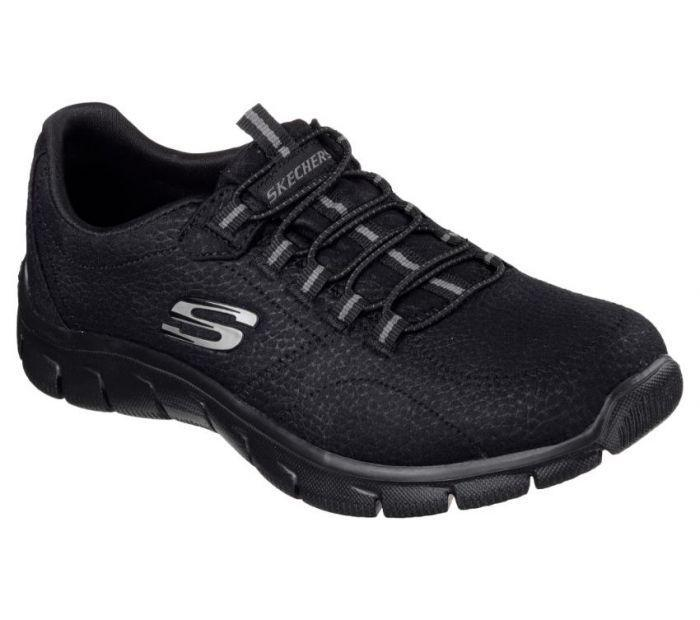 6036f879 Shop Skechers Womens Empire - Take Charge Black Online | Skechers ...
