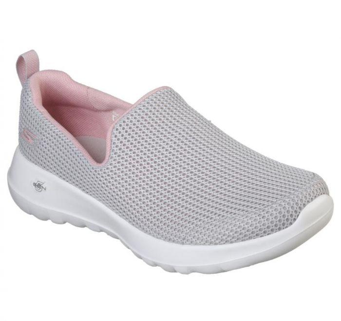 skechers go walk womens grey