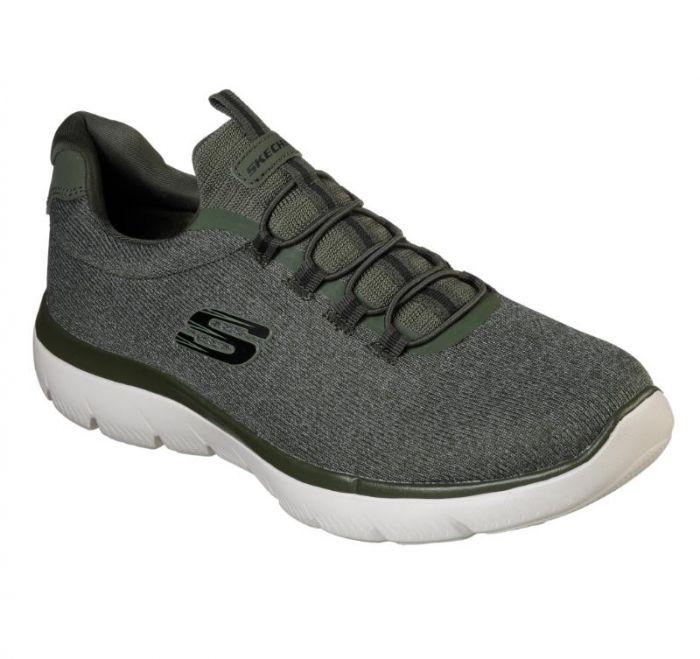49d5effaf Shop Skechers Men's Summits - Forton Green Online | Skechers® Australia