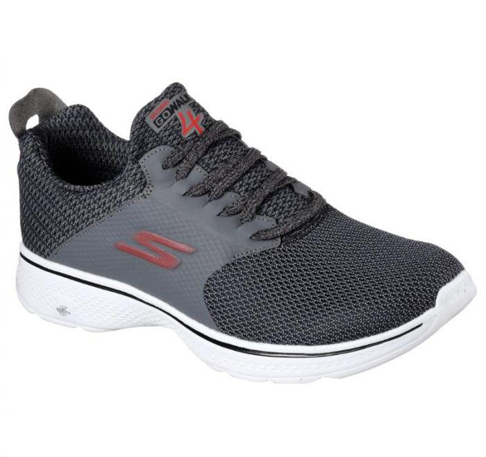 1ff5ef67 Shop Skechers Men's Skechers GOwalk 4 - Instinct Grey Online | Skechers®  Australia