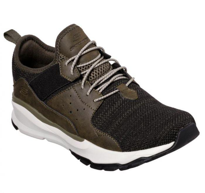 90883a030 Shop Skechers Men's Relven - Arkson Green Online | Skechers® Australia