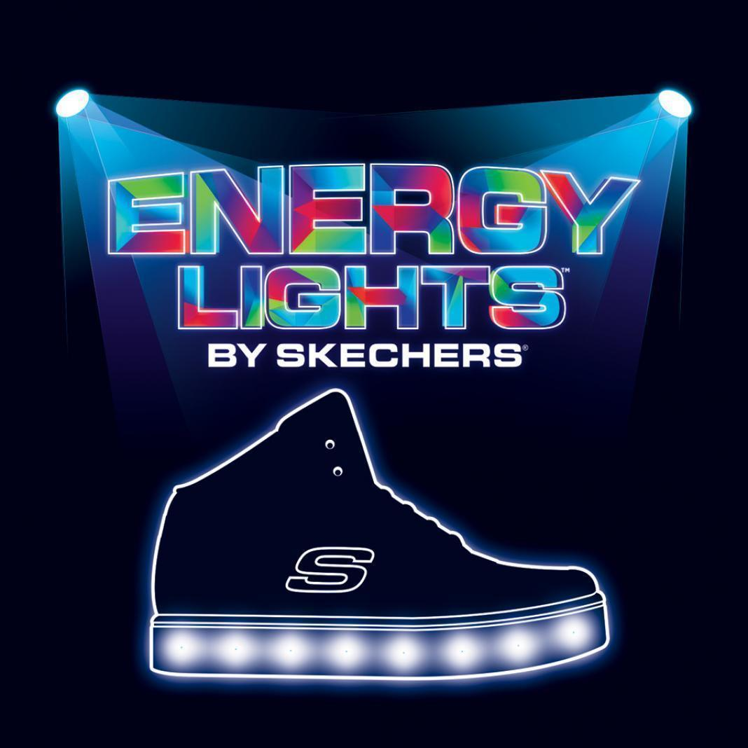 skechers kids energy lights